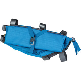 Acepac Roll Bike Pannier M blue